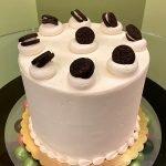 Cookies & Cream Layer Cake
