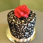 Cornelia Layer Cake - Back Laced Pattern