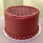 Ghirardelli Chocolate Layer Cake