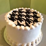 Houndstooth Layer Cake