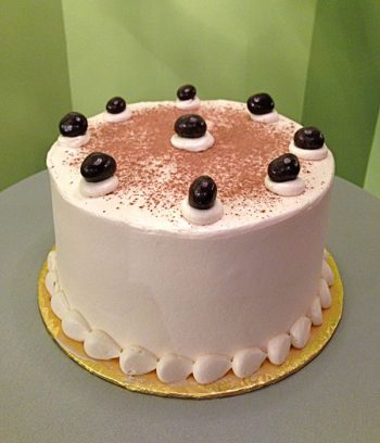 Irish Coffee Layer Cake