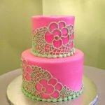 Olivia Tiered Cake