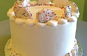 Party Animal Layer Cake