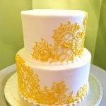 Soleil Tiered Cake