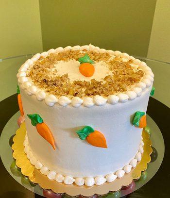 Carrot Cake Layer Cake
