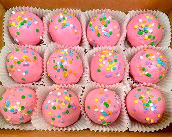 Confetti Cupcake Bombs - 12 Pack