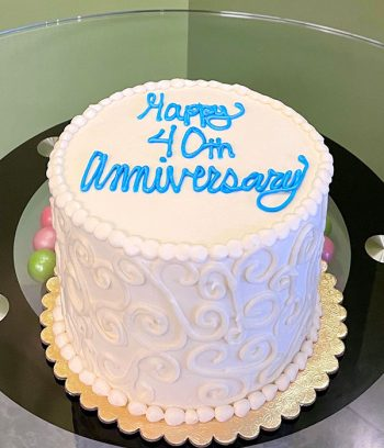 Scroll Layer Cake