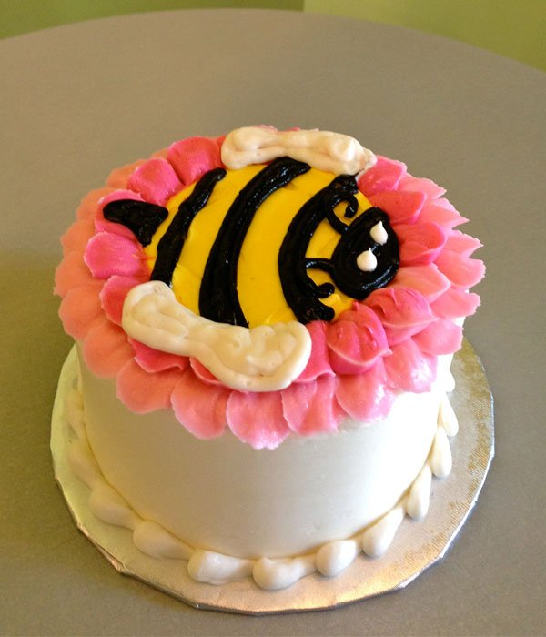 Bumblebee Layer Cake
