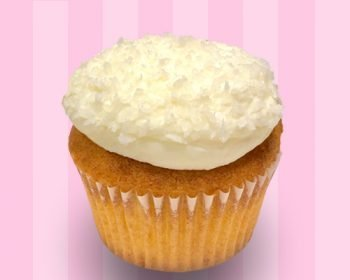 Coconut Cream Cupcake