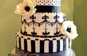 Colette Wedding Cake