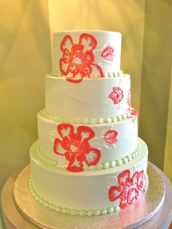 Edie Wedding Cake