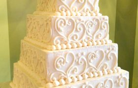 Ella Wedding Cake
