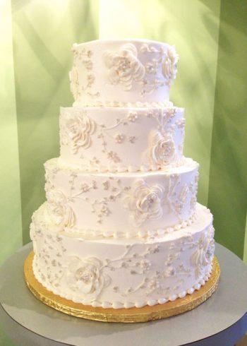 Florissa Wedding Cake