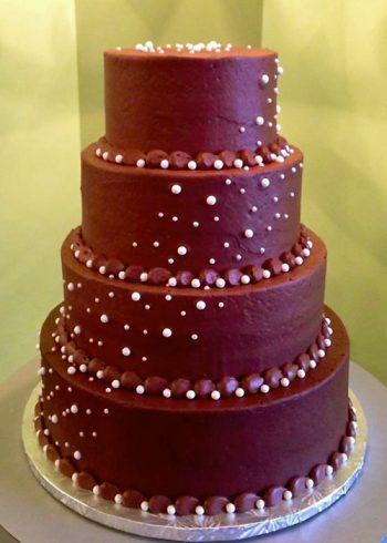 Gidget Wedding Cake