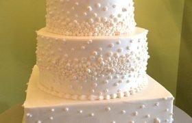 Giselle Wedding Cake