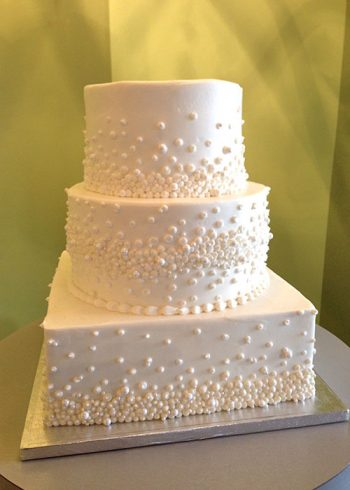 Giselle Wedding Cake