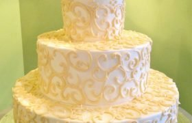 Grace Wedding Cake