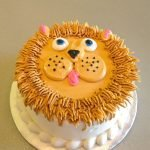 Lion Layer Cake