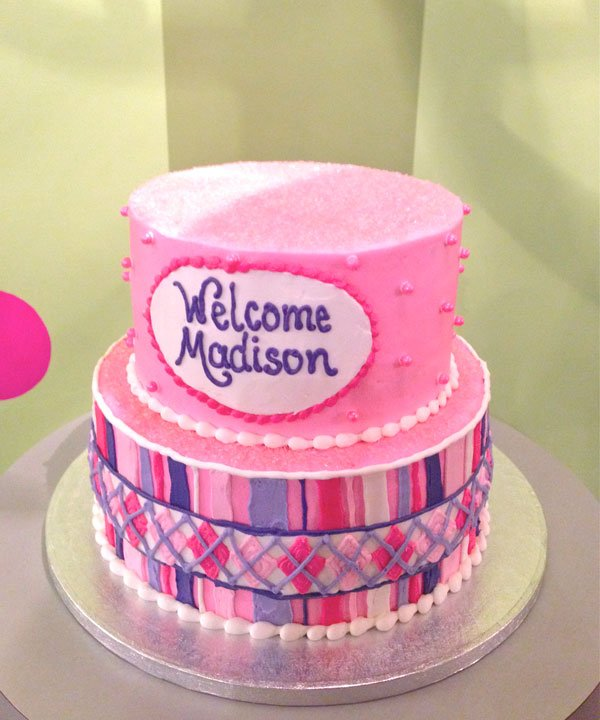 Madison Tiered Cake