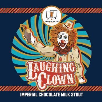 MobCraft Laughing Clown Chocolate Stout Beer