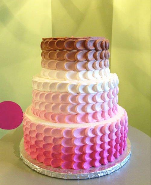 Nia Wedding Cake