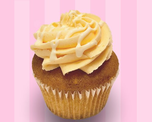 Orange Dream Cupcake