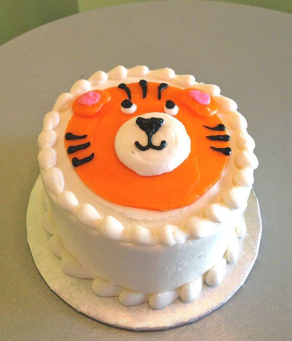 Tiger Layer Cake