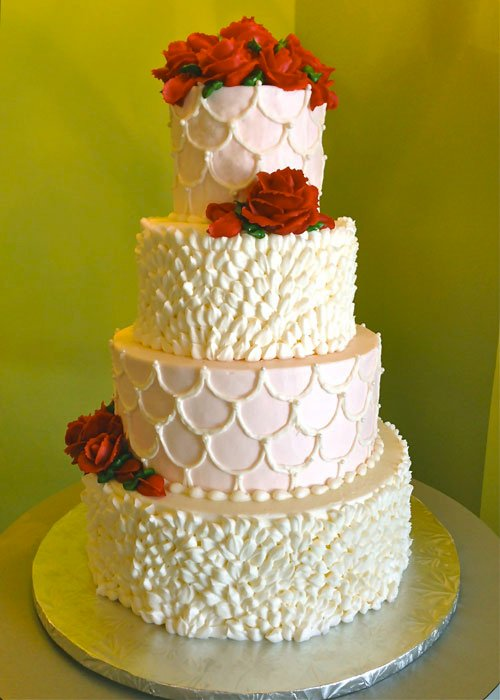 Valentina Wedding Cake