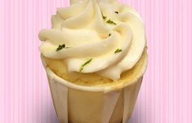 Key Lime Cheesecake Cupcake