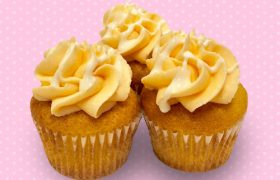 Orange Dream Mini Cupcake