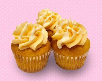 Orange Dream Mini Cupcake