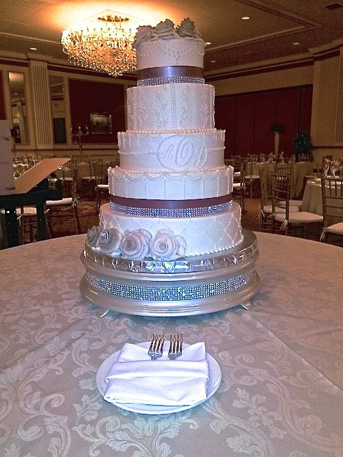 Pfister Milwaukee Wedding Cake - Wedding Cake Venue Gallery