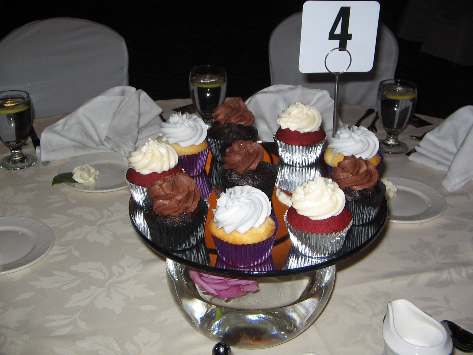 Wedding Gallery Classy Girl Cupcakes