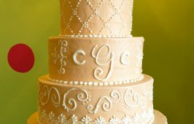 Camilla Wedding Cake