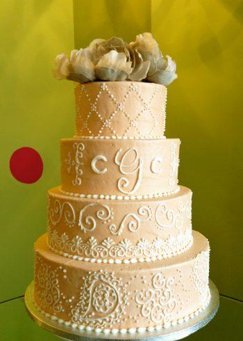 Camilla Wedding Cake