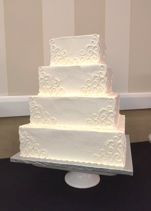 Marissa Wedding Cake