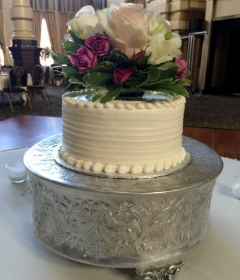 Anabelle Layer Cake - Wedding Cake Venue Gallery