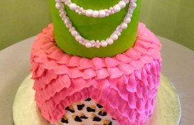 Barbette Tiered Cake