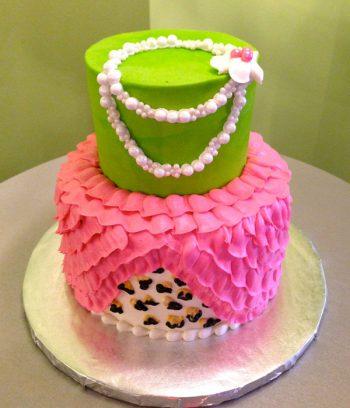 Barbette Tiered Cake