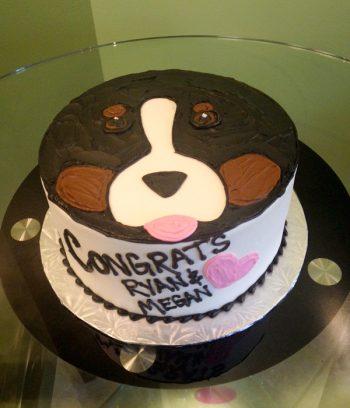 Dog Layer Cake