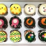 Easter Decorated Cupcakes