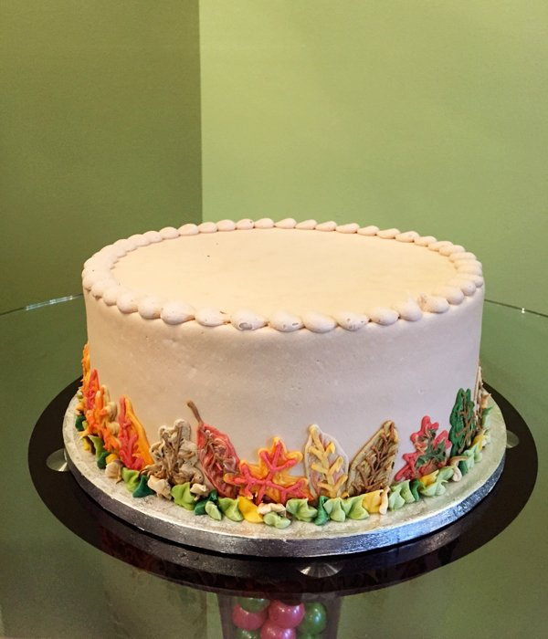 Cakes For Fall Weddings