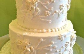 Florissa Tiered Cake