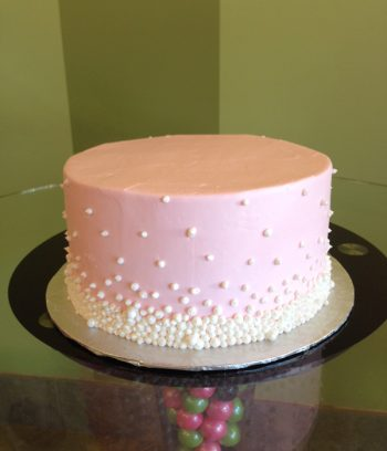 Giselle Layer Cake - Pink