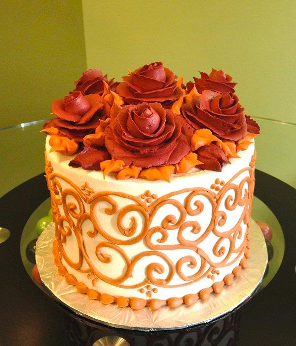 Grace Layer Cake
