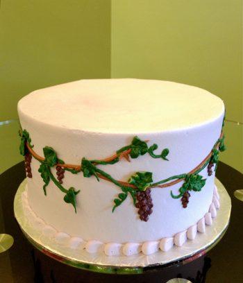 Grapevine Layer Cake