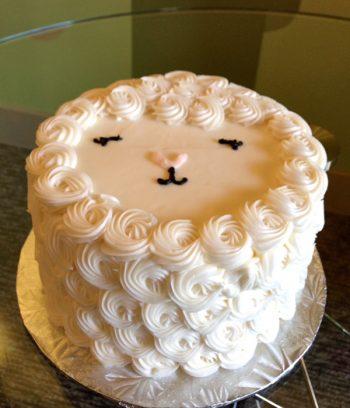 Lamb Layer Cake