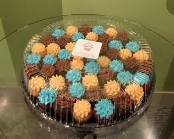 Mini Cupcake Party Tray