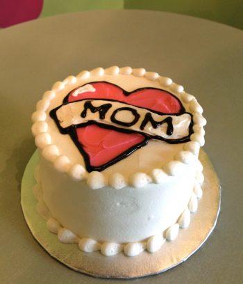 Mom Tattoo Layer Cake