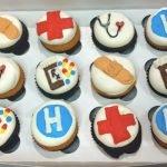 Medical Cupcakes